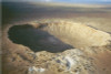 Canyon Diablo, Impact Shocked Rock Flour from Crater