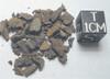 NWA 2779, Shocked L5 Chondrite, Micromount