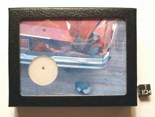 Peekskill Display, Famous New York Car Smasher Meteorite Fall