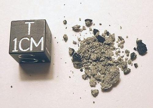 Katol, Green L6 India Hammer Fall, Micromount