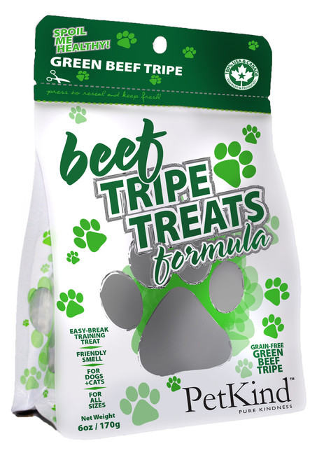 PetKind Tripe Treat Beef