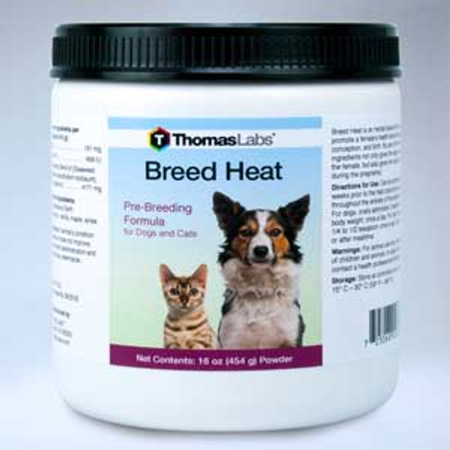 Breed Heat Powder 16 oz