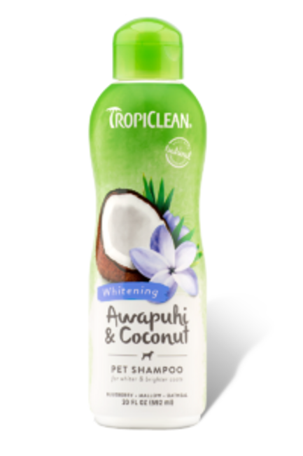 TropiClean Awapuhi Shampoo 20 oz