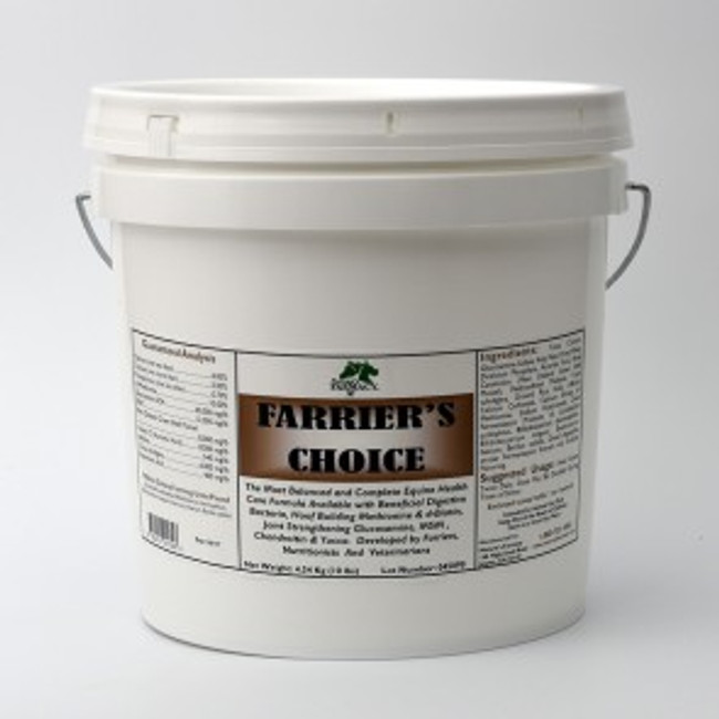 Nature's Farmacy Equine Farriers Choice