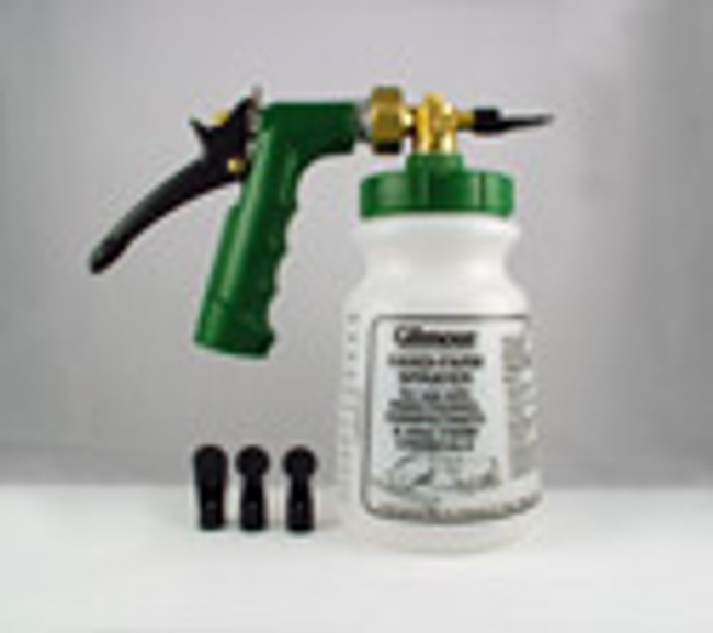 Gilmour Chemical Sprayer with Hose Attachment