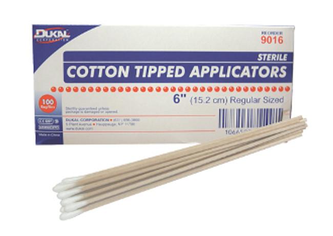 Cotton Swabs (Wooden Handle) 100ct