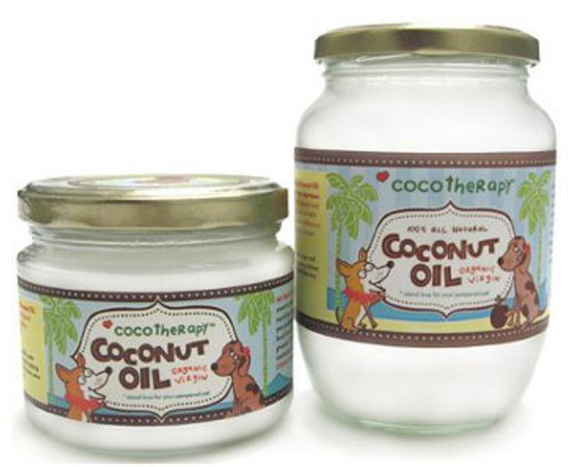 CocoTherapy Organic Virgin Coconut Oil
