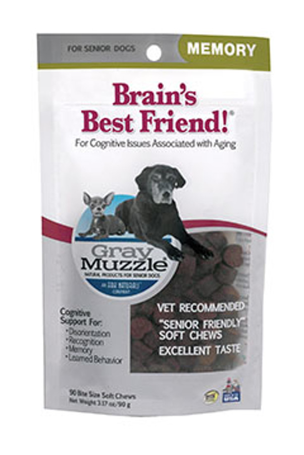 Memory  by Ark Naturals Gray Muzzle