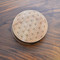 Set of 4 Flower of Life Drink Coasters