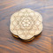 Star Tetrahedron Hexagon Seed of Life Drink Coasters