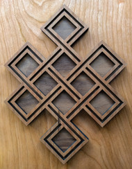 Endless Knot Wall Art