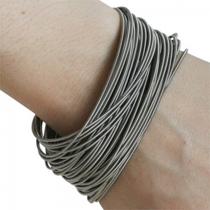masai plain stainless steel bands