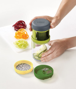 Joseph Joseph Spiro 3-in-1 hand held spiralizer