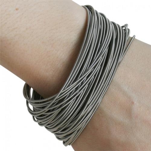 masai plain stainless steel bands