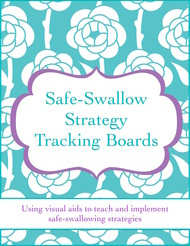 Safe Swallow Visual Aides