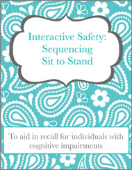 Interactive Safety: Stand to Sit