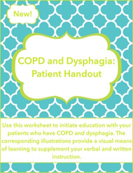 COPD and Dysphagia: Patient Handout