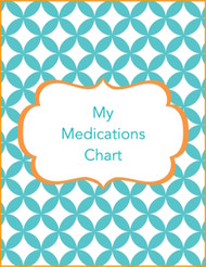My Medications Chart