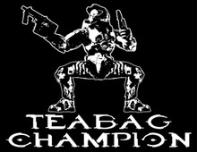 Teabag Champion T-Shirt