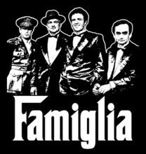 Godfather Family T-Shirt