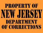New Jersey Department of Corrections T-Shirt