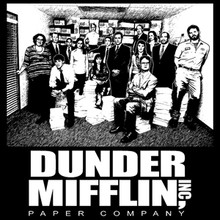 Dunder Mifflin Staff T-Shirt