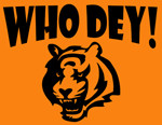 Who Dey! T-Shirt