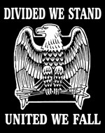 Divided We Stand T-Shirt