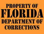 Florida Department of Corrections T-Shirt