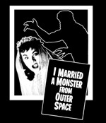 I Married A Monster T-Shirt