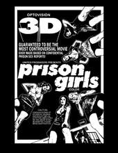 Prison Girls Movie T-Shirt
