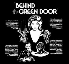 Behind the Green Door T-shirt