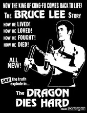 Bruce Lee Story T-Shirt