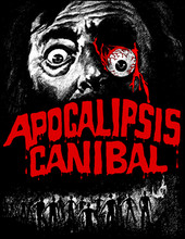 Apocalipsis Canibal T-Shirt