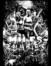 Milfs vs Zombies T-Shirt