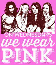 Pink Wednesday T-Shirt