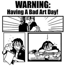 Bad Art Day T-Shirt