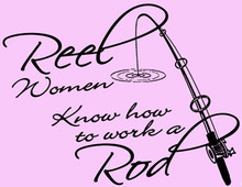 Reel Women T-Shirt