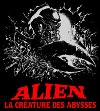 Alien from the Deep T-Shirt