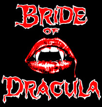 Bride of Dracula T-Shirt