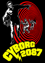 Cyborg 2087 T-Shirt