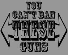 These Guns T-Shirt