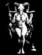 Priestess of Baphomet T-Shirt