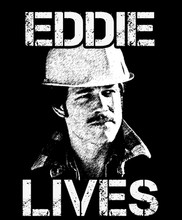 Eddie Lives T-Shirt