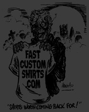 FCS T-Shirt by Matt Orsman