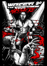 Wrestle Massacre T-Shirt
