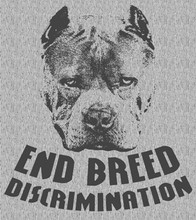 End Breed Discrimination T-Shirt