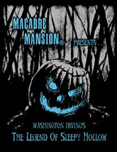 Macabre Mansion: Legend of Sleepy Hollow T-Shirt