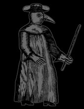 Plague Doctor T-Shirt