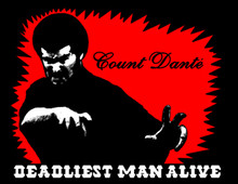 Deadliest Man Alive T-Shirt